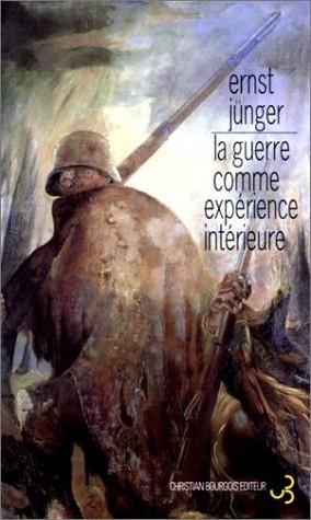"""Résultat de recherche d'images pour """"Ernst Jünger - La guerre comme expérience intérieure"""""""